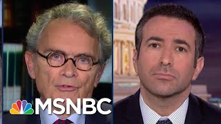Fmr. Intel Official: Trump Aides Could Face Criminal Exposure | The Beat With Ari Melber | MSNBC