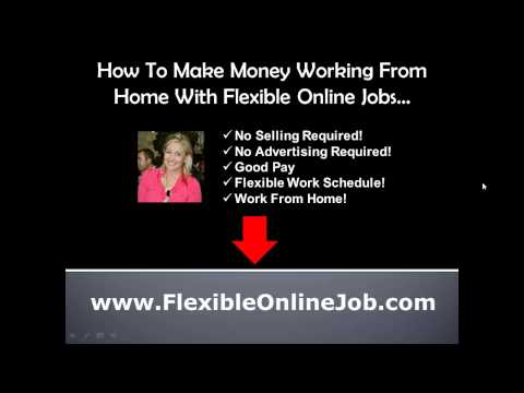 Make 200 Dollars Fast With A Flexible Online Job