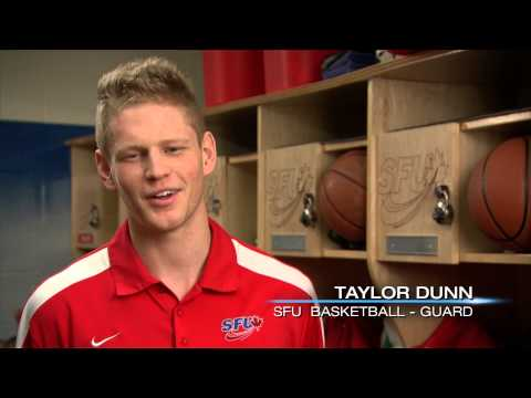 SFU Clan Athletics: CBS Sports Network Feature