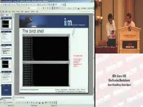 Cisco Ios Shellcode Hacking