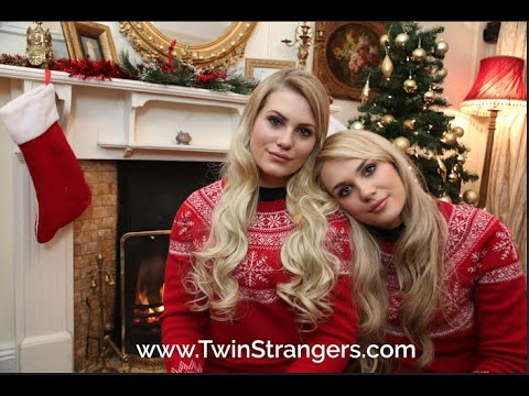 Meeting my Doppelgänger: Sara & Shannon - Twin Strangers
