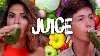 7 Unusual Juices! (Cheat Day)