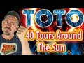 """Why I'm Excited About Toto's New """"40 Tours Around The Sun"""" DVD, CD, LP mp3"""