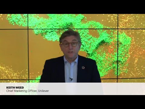 WEF 18   Accenture: Keith Weed—100 Days