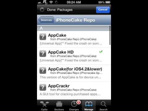How to get paid apps for free on: iPhone 4/4S 3GS