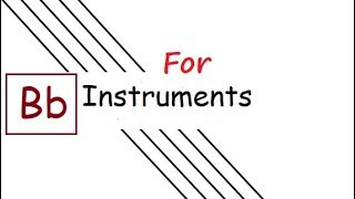 For Bb Instruments -  Sev Kardeşim