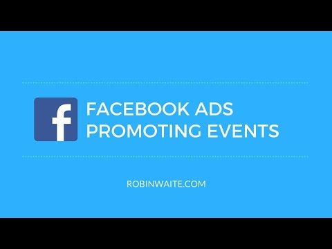 How to Use Facebook Ads to Promote Your Event