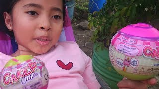 Download Unboxing Cake Pop Cuties Squishy Toys wah penasaran dapat mainan apa ya?? Video
