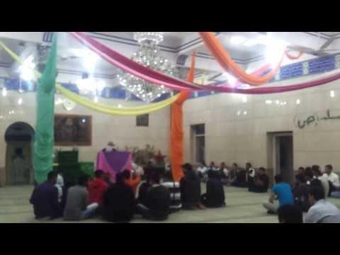 الاحتفال البهيج بذكرى ميلاد النبي الاعظم(ص)وحفيده الصادق(ع) في حسينية امام بارا - بونا\الهند