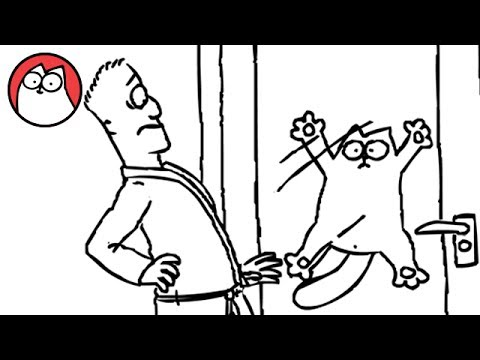 Let Me In! - Simon's Cat | SHORTS