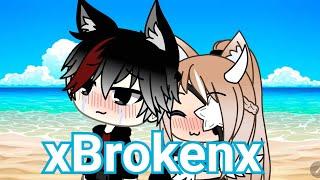 Broken[]glmv[]part 1[] Pinky's story[]gacha life