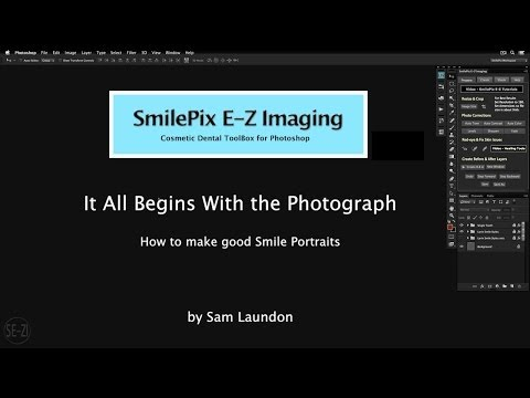 How to Make Good Smile Portraits