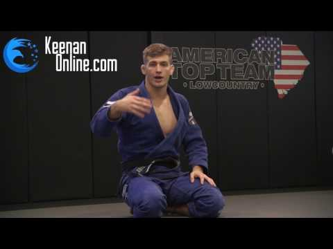 The Secret Shortcut to Fast Jiu-Jitsu Improvement - Q&A | KEENANONLINE.com