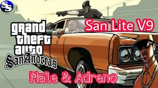 How to apply cheats in gta sa lite v9 signed Apk?