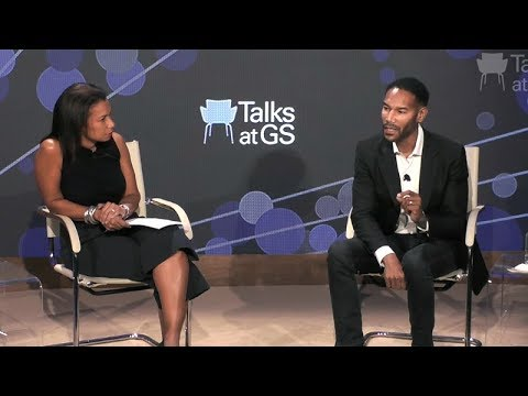 Talks at GS – Tony Prophet: Promoting Equality in the Workplace