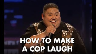 How To Make A Cop Laugh | Gabriel Iglesias