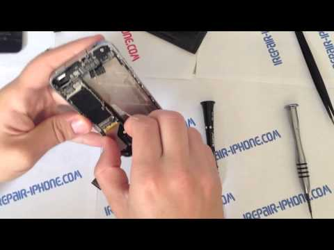 iPhone 4 Ear Speaker Repair Learn How to Fix Your Damaged Ear Speaker fast