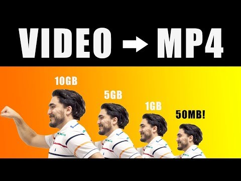 How To Convert Video Files To MP4 -- Video Converter for Win & Mac