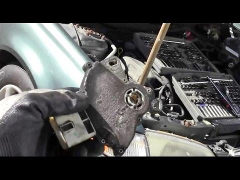 How to Remove Install Transmission Range Sensor on Mazda 626