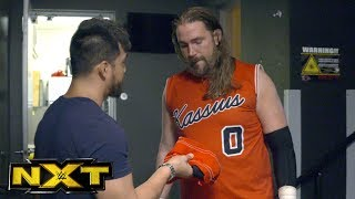Hideo Itami tells Kassius Ohno to brush off his loss: NXT Exclusive, June 21, 2017