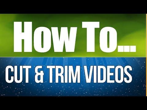 How to Cut and trim videos   Social Media Speaker   Sales & Marketing Speaker
