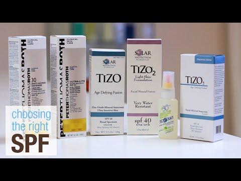 Corrective Skincare - Skin Tips - Choosing the Right Sunscreen