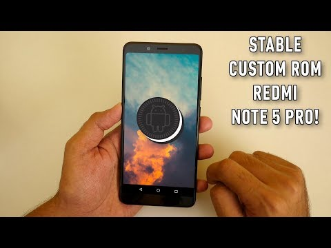 Lineage OS 15.1 (Android 8.1) ROM for Redmi Note 5 Pro with Quick Overview. Android 8 1