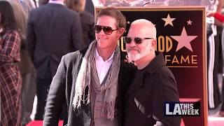 Hollywood Walk of Fame Welcomes Ryan Murphy
