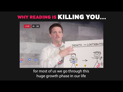 Why Reading Is KILLING You...