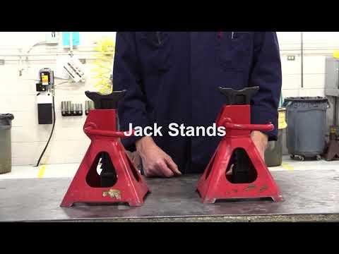 Floor Jacks and Jack Stands