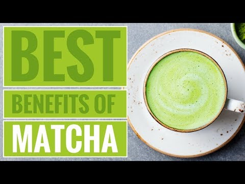 4 Evidence-Based Benefits of Matcha Tea
