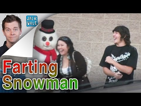 The Farting Snowman