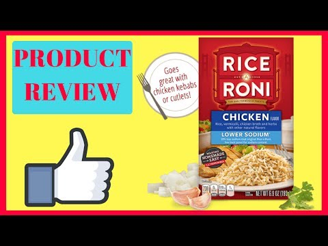 Rice a Roni chicken recipe and tips!