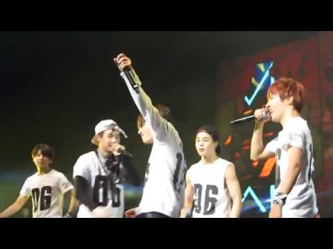 BTS concert in singapore Kim Taehyung shouted philippines