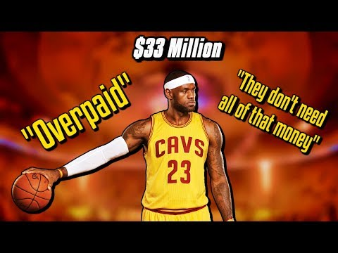 Are NBA Players Making Too Much Money?