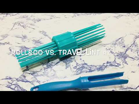 The Roll & Go vs. the Modified Travel Lint Roller (DIY victory roll tool)