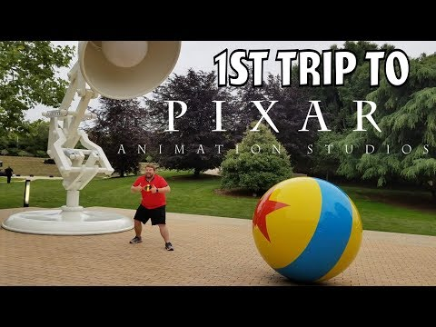 1st Trip to Pixar! Incredibles Day and Haul!