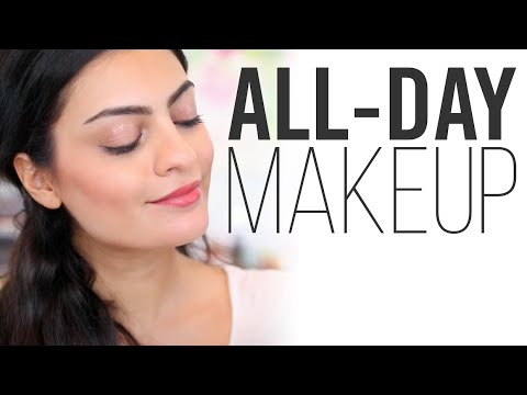5 Ways To Make Your Makeup Last All Day!