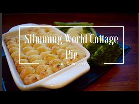 Slimming World Cottage pie | Syn Free | Laura Rebecca W