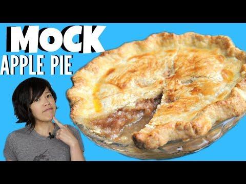 Great Depression Era MOCK APPLE PIE - Apple-less Ritz Cracker Pie | HARD TIMES