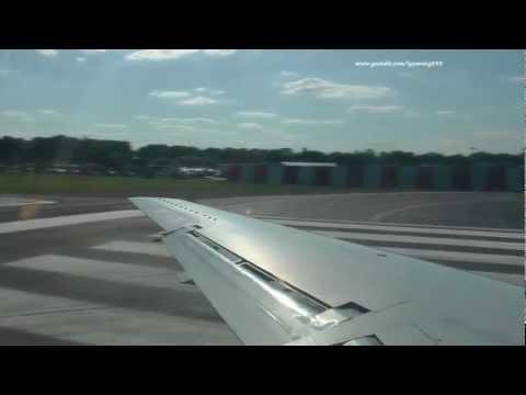New York La Guardia Takeoff Runway 4