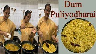 Meenakshi Amman Kovil Dum Puliyodharai by Revathy Shanmugam