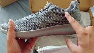 huge discount 3d474 7582a Adidas element race shoes - UNBOXING