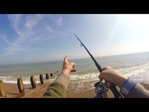 Beach Fishing Tips - Rigs, Tips and Tactics for Plaice Fishing (Flatfish)