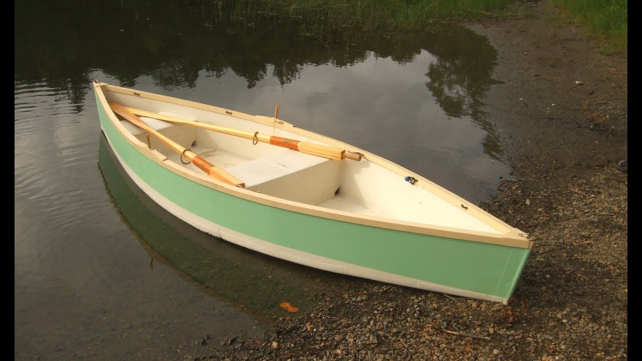 Flier, building a fast 27 lb foam and fabric fishing boat with a used hacksaw blade!