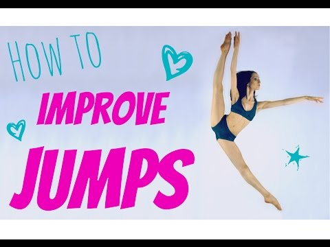 How to Improve Jumps (get oversplits in your leaps!)