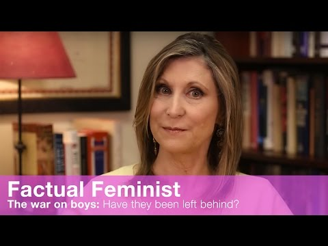 The war on boys: Have they been left behind? | FACTUAL FEMINIST