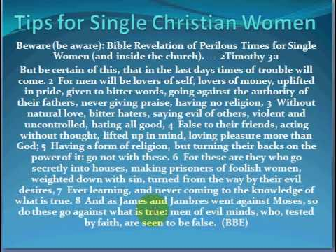 9 Tips for Single Christian Women - How to Find God's Will, and Mr Right, in your Love Life.