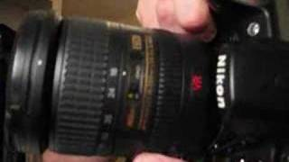 Nikon DSLR 18-200mm vr lens review