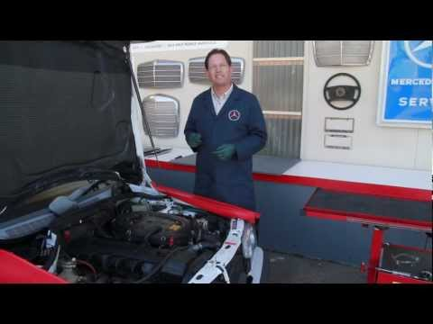 Mercedes 6 Cylinder Gas Rough Starting and Running Problem Solved by Kent Bergsma
